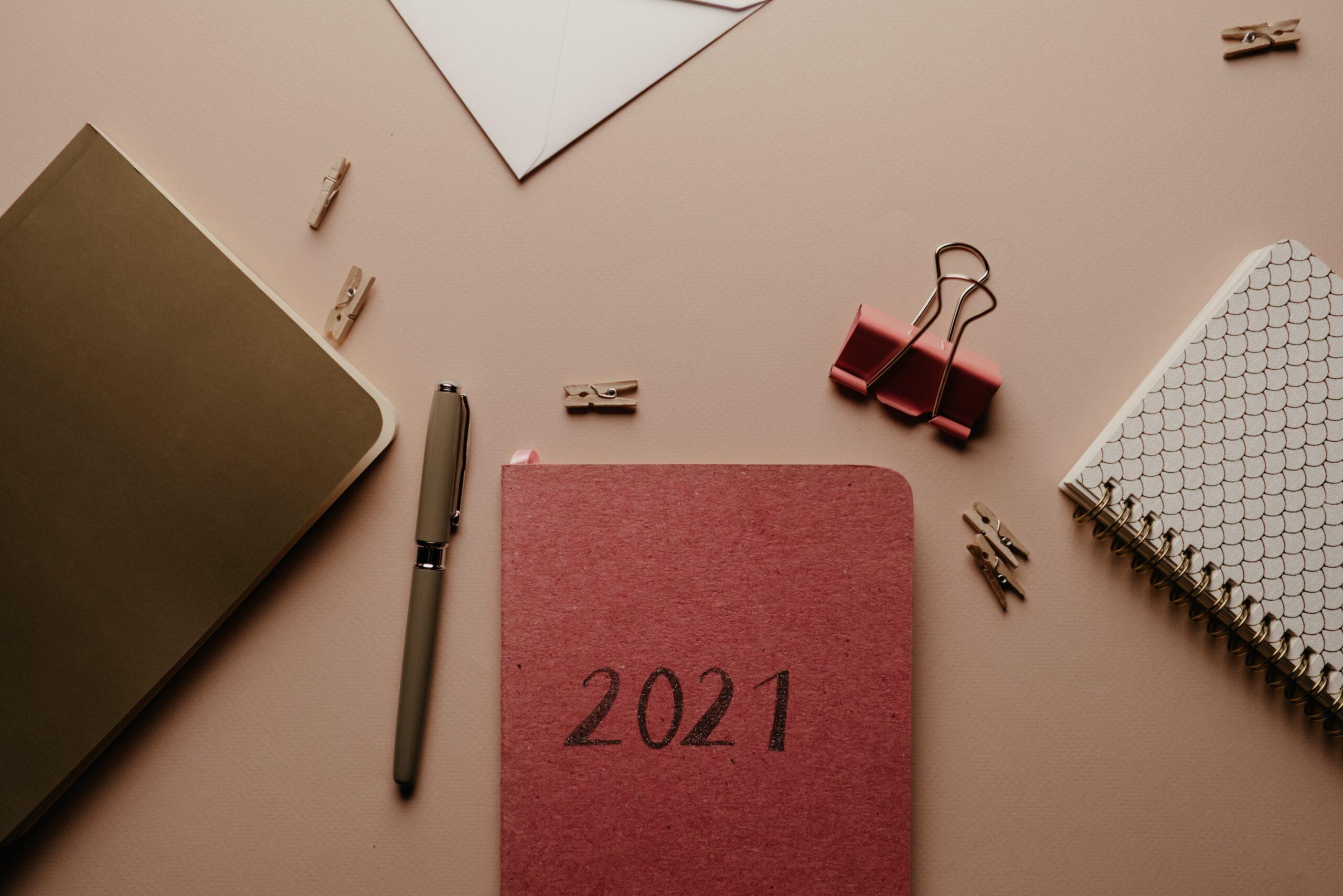 Můj plán a cíl na rok 2021